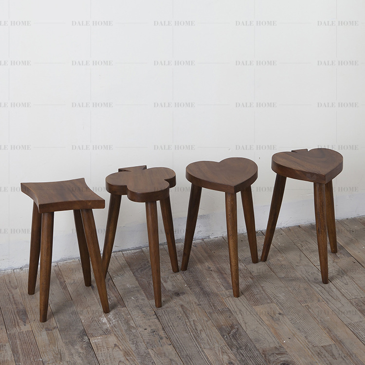 Popular rustic wood bar stools buy cheap rustic wood bar stools lots from china rustic wood bar - Rustic bar stools cheap ...