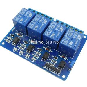 4 Channel 5V Relay Module Cont