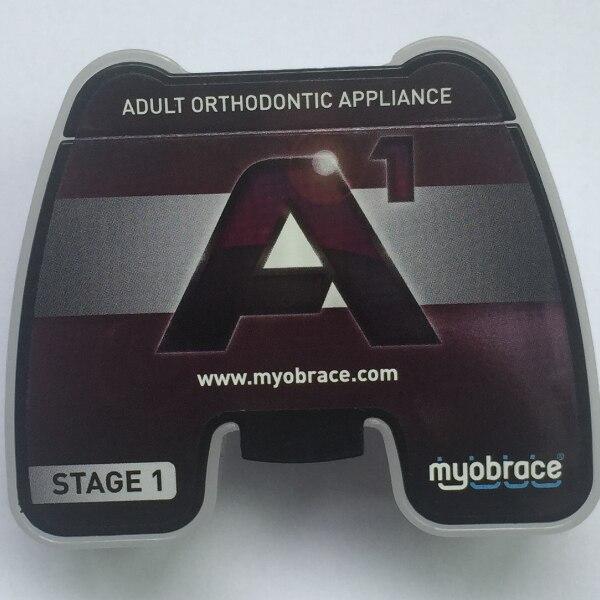 Adult Use Teeth Orthodontic Trainer/ A1 MRC Tooth Trainer original mrc i 3n orthodontic teeth trainer myobrace interceptive class iii i 3n stage i