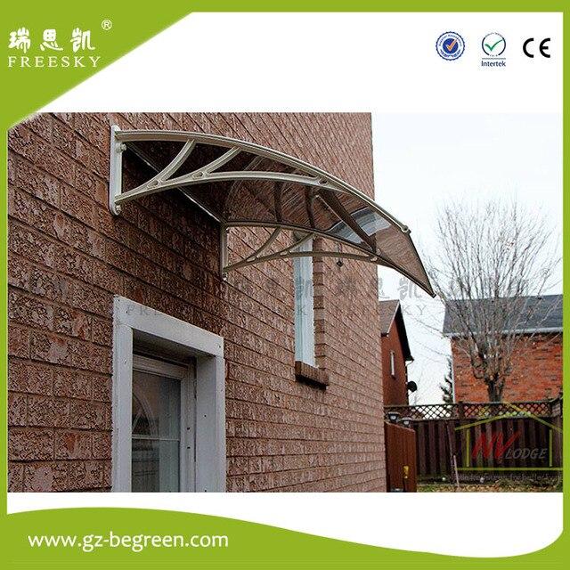 YP80100 80x100cm 80x200cm 80x300cm outdoor used window and door awning cheap DIY PC canopy & YP80100 80x100cm 80x200cm 80x300cm outdoor used window and door ...