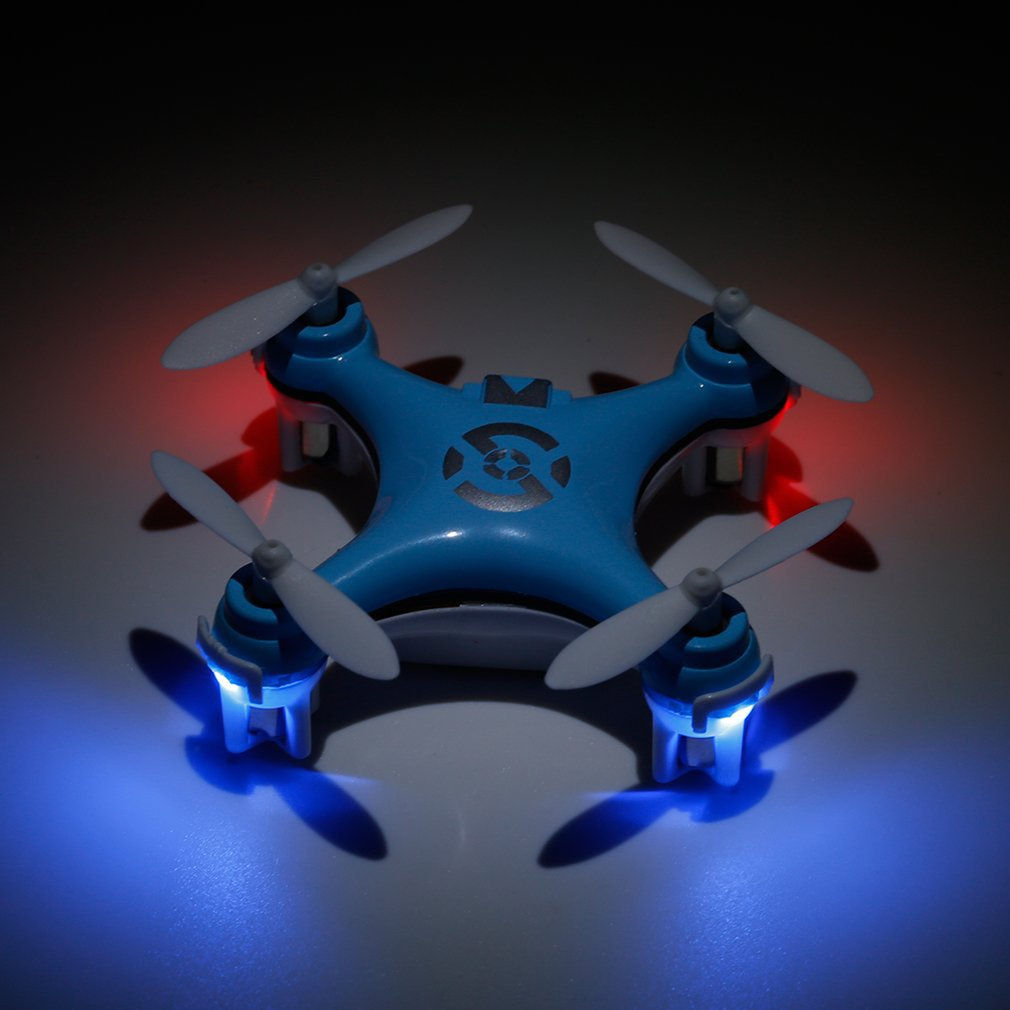 Blue Remote Control Toys Mini RC Quadcopter for Cheerson Dron 2 4G 4CH 6Axis RC helicopters