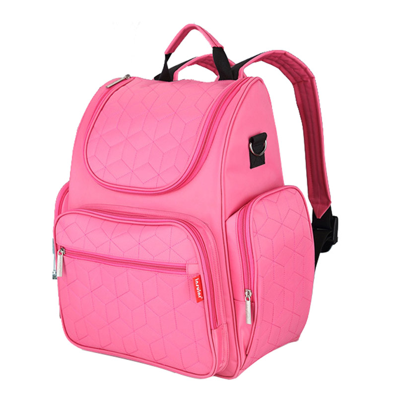 Insular Brand diaper bag solid large capacity baby diaper bag backpack for stroller multifunctional maternity nappy bags