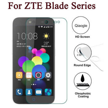 2PCS Screen Protector mobile phone For ZTE Blade A4 A530 V9 Vita GF3 A6 Lite L5 Plus A510 A520 Tempered Glass Film Protective image