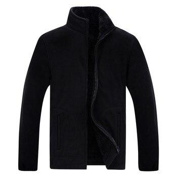 New Men`s Soft Shell Fleece Army Green Hoodies Sweatshirt Men Hip Hop Plus Size XL~6XL,7XL ,8XL Sporting Tracksuits Hoody - discount item  8% OFF Hoodies & Sweatshirts
