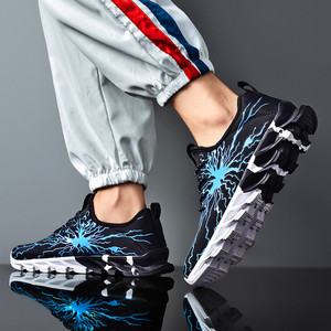 Image 5 - Classic mens casual shoes lightning couple tie sports shoes unisex lightweight adult fashion trend low price