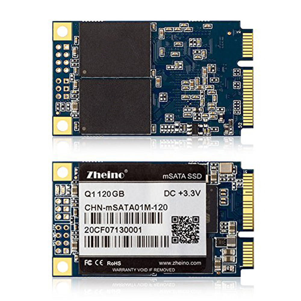 Zheino mSATA3 ssd Q1 Q2 16GB 30GB 60GB 64GB 120GB 128GB 240GB 256GB SSD SATA3 Solid State Drive For Tablets Laptop