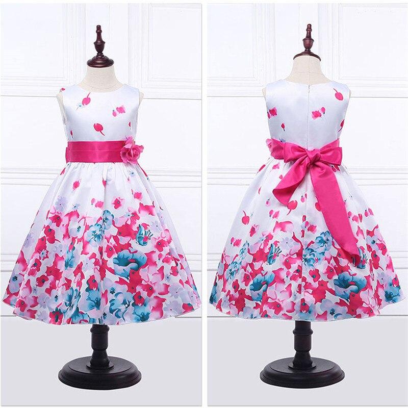 Girl Print Dress (1)