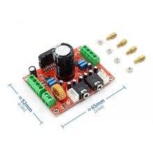 Лихорадка класса TDA7850 Усилитель мощности доска 4 канальный автомобильный усилитель мощности доска 4X50 W с BA3121 подавление шума