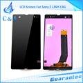Мобильный телефон жк-дисплей Для Sony Xperia Z L36h LT36 C6603 экран дисплея с сенсорным digitizer замена запчастей 1 шт.