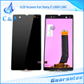 mobile phone lcd For Sony Xperia Z L36h LT36 C6603 display screen with touch digitizer replacement repair parts 1 piece