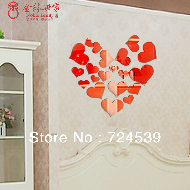 Free shipping!Fashion home decoration,Valentine\'s Day Love bedroom ...