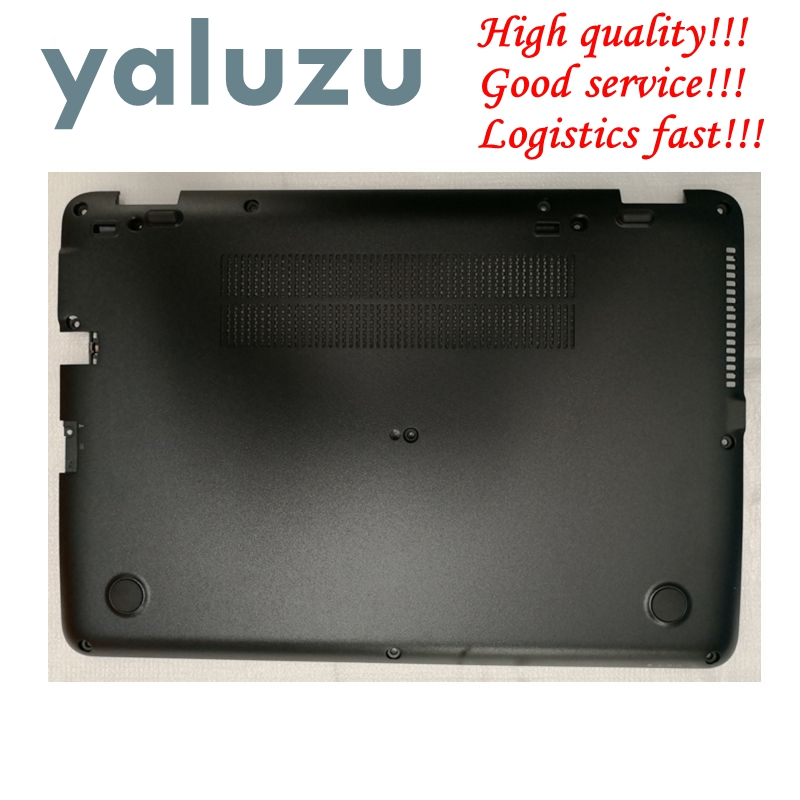 YALUZU New Laptop Bottom Base Case Cover For HP EliteBook 840 G3 Base Chassis D Cover