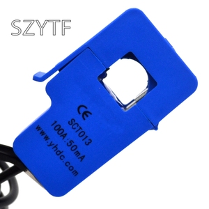 Image 2 - 10個SCT 013 000 yhdc 30A 50A 100A格納式電流トランスSCT013000