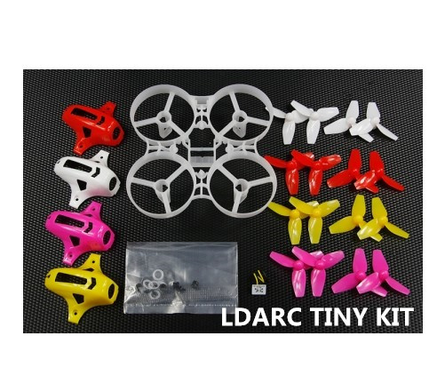 LDARC TINY 6X 7X 8X 65mm 75mm 85mm Frame/KIT for Mini FPV Racing Drone Quadcopter RC Racer f04305 sim900 gprs gsm development board kit quad band module for diy rc quadcopter drone fpv