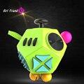 Fidget Cubo 2 Juguetes para Los Niños Chica Regalo de La Navidad primer Lote de La Venta El Mejor Regalo de Navidad Anti Estrés cubo