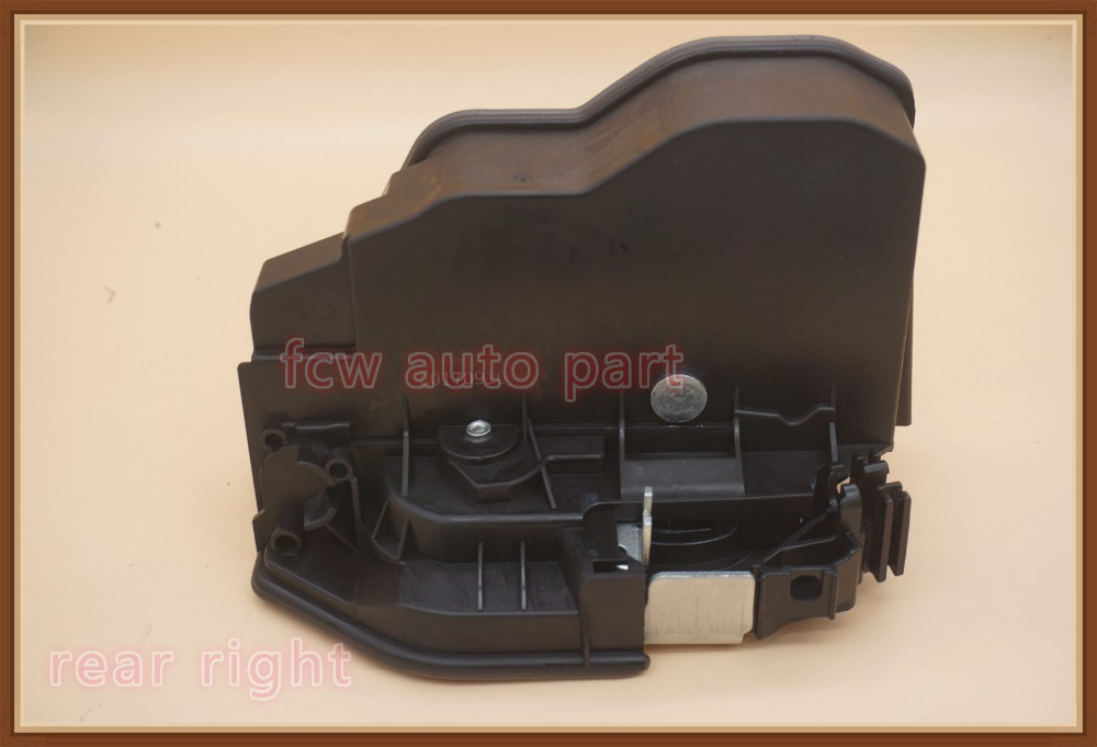 for BMW rear right Door Lock Actuator Mechanism Power locks Motor Latch E60 E65 E82 E83 E89 E90 E92 x3 x5 x6 z4 1 3 5 6 7|latch lock|latch lock mechanism|latch mechanism - title=