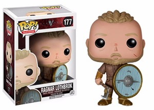 Image 2 - Funko pop Vikings 178# LAGERTHA 177# RAGNAR LOTHBROK Figure Decoration High Quality Handmade Collection Figure New Gift for Men