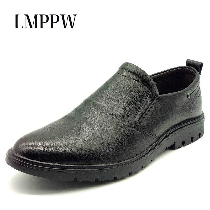 Formelle Mocassins Classique Loisirs Black Noir Chaussures 5 Printemps Souple Hommes Brown 2 marron En Confortable lace Robe De Nouvelle Cuir Rond Brun 2018 Up lace Noir Bout WqY6PwCH