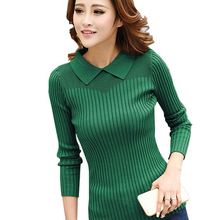 Здесь можно купить  2017 Autumn Winter Women Sweaters and Pullovers Hollow Out Long Sleeve Solid Sudaderas Sueter Knitted Sweater