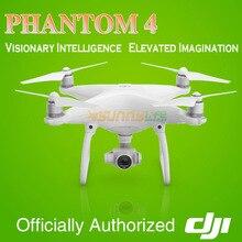 DJI Phantom 4 Quadcopter RC RC Drones UAV Control Remoto Inteligente de Seguimiento Visual Después de Sistema de Detección de Obstáculos