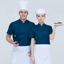 Zomer Werkkleding Diensten Keuken