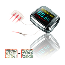 CE Blood Pressure Regulating Cold Laser Acupuncture Medical Watch цена и фото