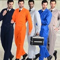 Otoño y ropa de invierno trajes trajes servicio de seguro de trabajo de servicio de mantenimiento de los hombres manga larga Siameses obras de protección