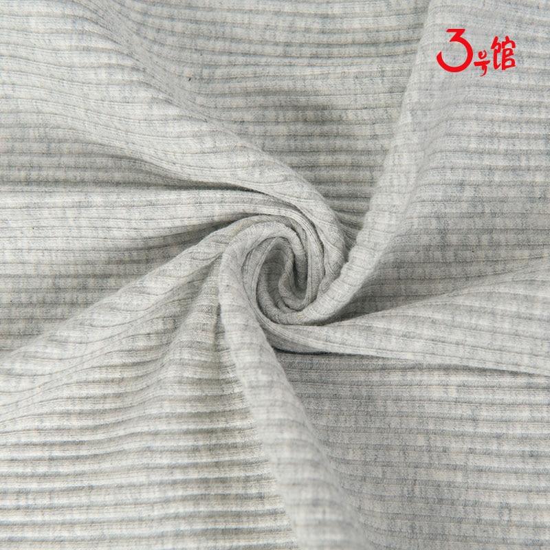 Tela de algodón, hilo camiseta, camisa de aterrizaje, PIT hilo ...