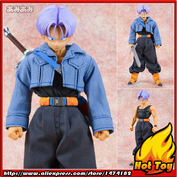 100% Original MegaHouse Dimension of DRAGONBALL D.O.D Complete Action Figure - Trunks from
