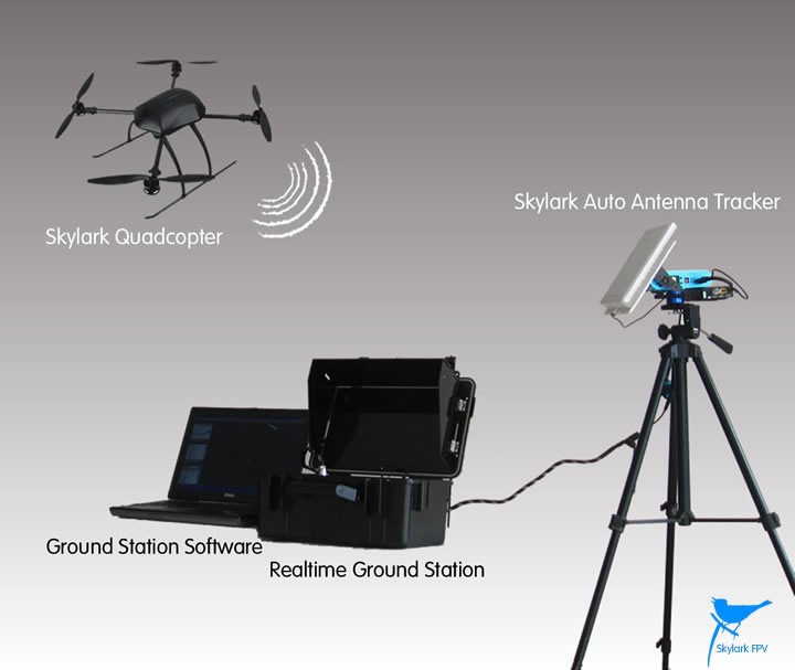 New Version Skylark AAT IV Auto Antenna Tracker With Compass Bluetooth for FPV Support other brand OSD W Metal Gear Power module new vas 5054 plus odis 3 03 bluetooth version with oki chip support uds protocol vas 5054a diagnostic scan tool for vag