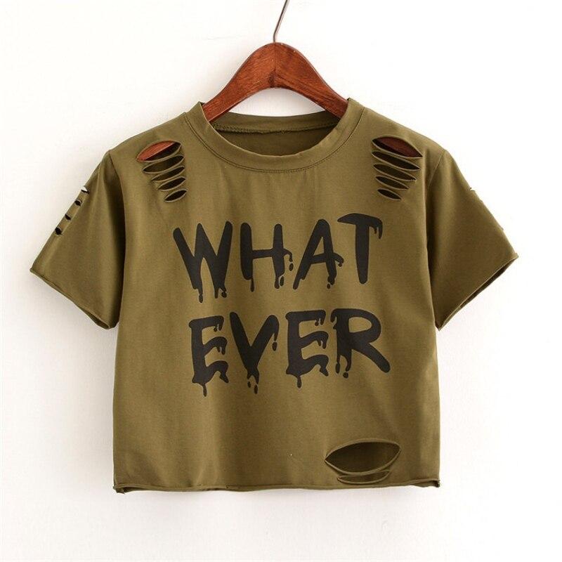New 2018 Summer European and American Wind Short Sleeve O collar Shirt Printed Short T shirt Women T-shirt