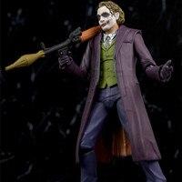 СВЧ клоун DC нагогах галерея Джокер Twoface Бэтмен Аниме Рисунок Фигурки и игрушки коллекция моделей pvc коробка, Новое поступление