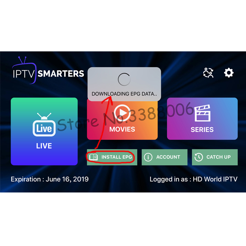 Image 3 - HD World IPTV +9000 Live 9000 VOD 4K HD Channel best for Europe Arabic Asian Africa Latino America Android M3U IPTV subscription-in Set-top Boxes from Consumer Electronics
