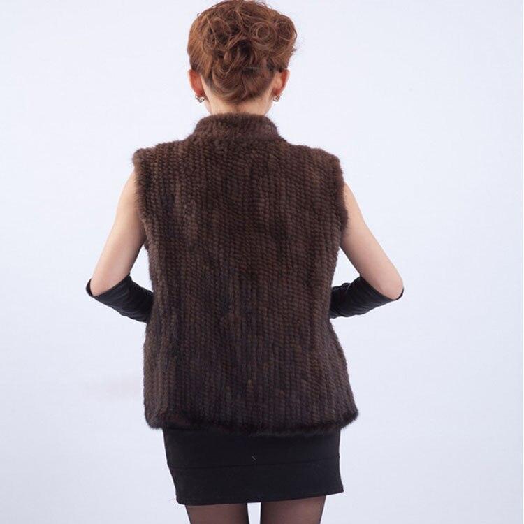 Νέες αφίξεις γνήσιο γούνινο γούνινο - Γυναικείος ρουχισμός - Φωτογραφία 4