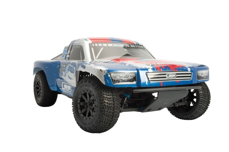 LRP S10 Blast SC 1/10 Brushless 2.4G 4WD RC Frame Not Include Electric Suspension Tyre Kit RC Car Part DIY Toys Confrontation