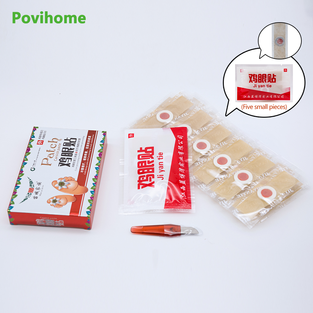 40Pcs/Box Painless Feet Care Foot Medical Corn Remover Warts Thorn Plaster Patch Feet Callus Removal Tool Soften Skin Cutin C58440Pcs/Box Painless Feet Care Foot Medical Corn Remover Warts Thorn Plaster Patch Feet Callus Removal Tool Soften Skin Cutin C584