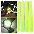 4pcs Night Reflective Ankle Armband Visible Belt Sports  Biking Slap Band Bracelets / bangles