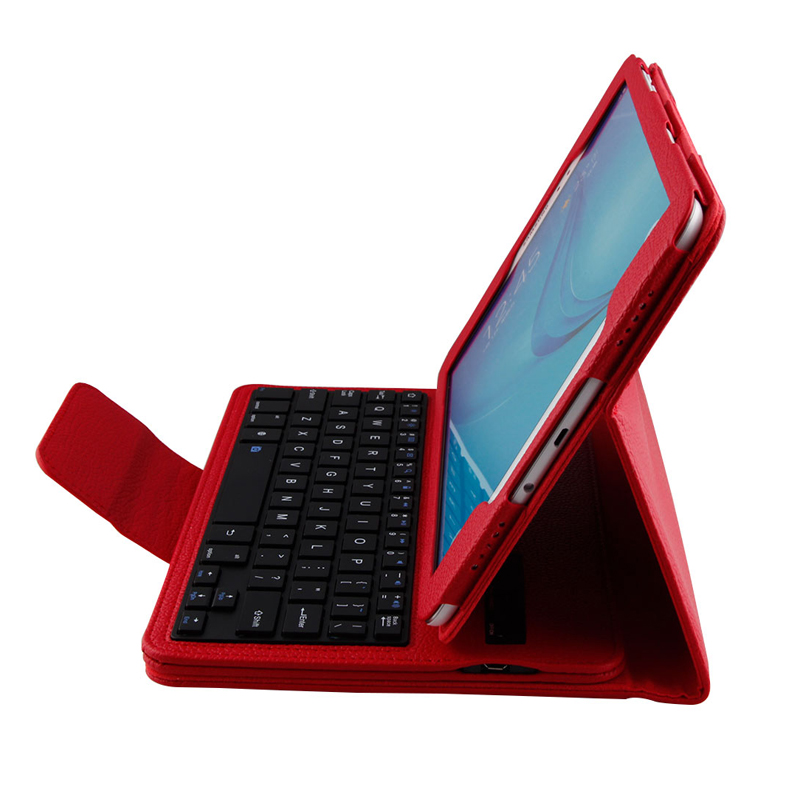 2-in-1 Removable Wireless Bluetooth ABS keyboard Leather Stand Case Cover For Samsung Galaxy Tab 3 10.1 P5200 P5210+ Touch Pen removable wireless bluetooth russian hebrew spanish keyboard stand pu leather case for samsung galaxy tab a 9 7 t555 t551 t550