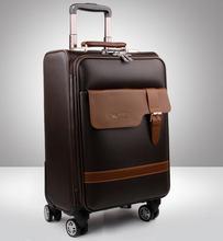 """Bolo brave 20 """"24"""" дюймовый деловой багаж для посадки"""