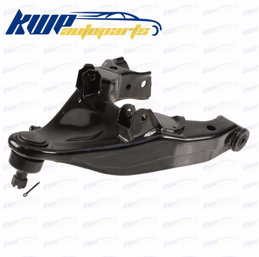 New Front Passenger Lower Control Arm Right Side RH Hand Has Ball Joint For Lexus LX470 48620-60010 front lower control arm 2pc
