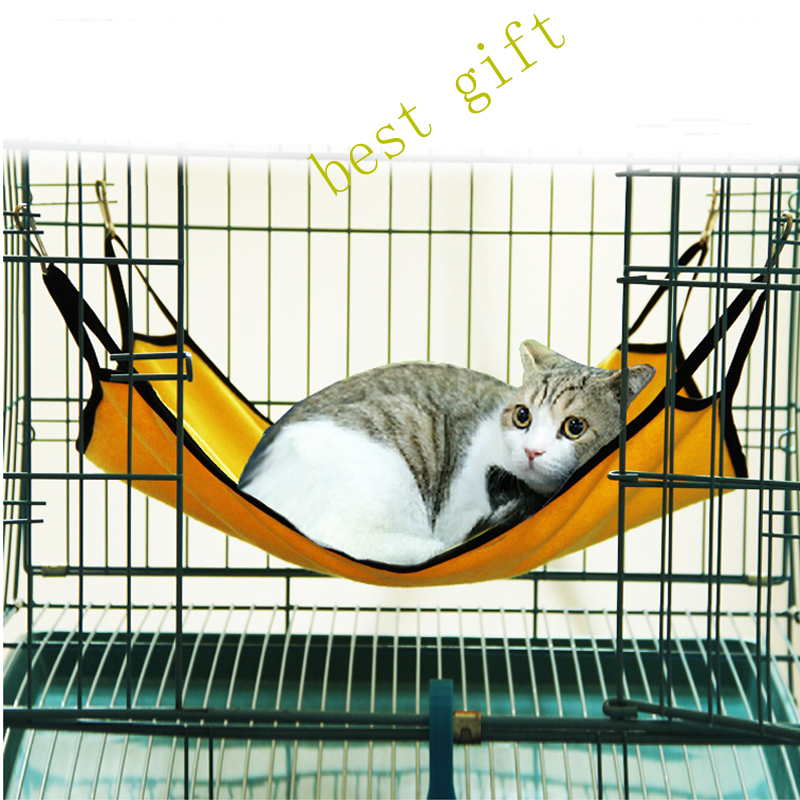 Abnehmbare Haustier Katze Bett Auf Balkon Katze Kafig Ultimative