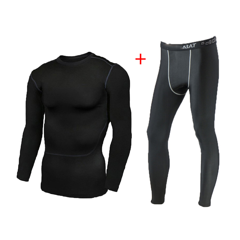 2 db-os szett 3XL férfi felső és nadrág lélegző vékony futó - Sportruházat és sportolási kiegészítők