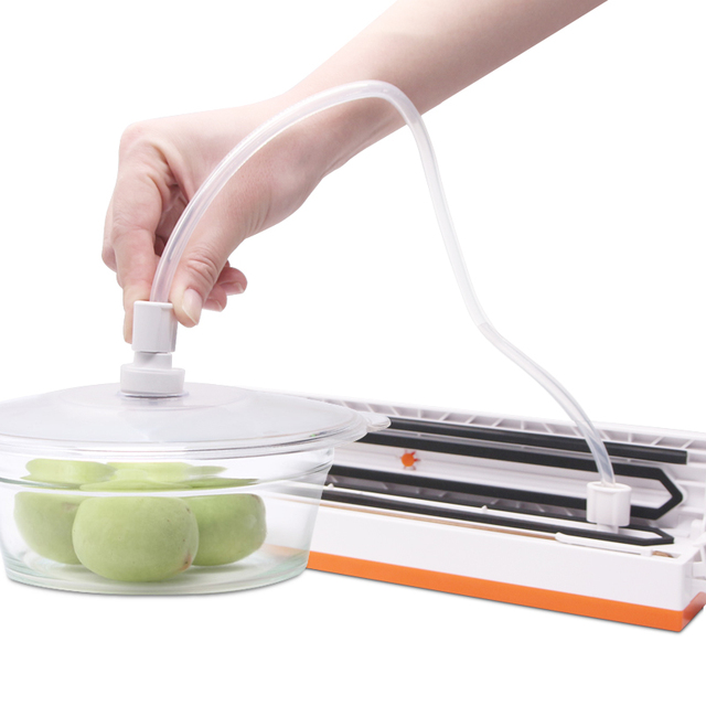 TINTON LIFE Vacuum Food Sealer Vacuum Sealer Bags Vacuum Sealer Cover Vacuum Food Sealers