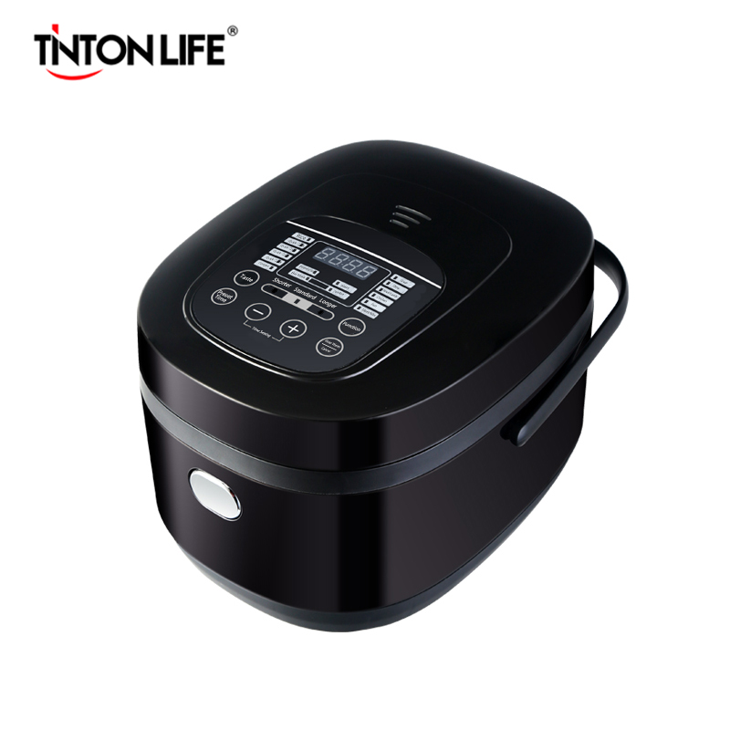 TINTON LIFE Smart Home 5L High Capacity Rice Cooker Thermal Cooker Multivarka Redmond Alloy Heating Pressure Cooker electric pressure cookers electric pressure cooker double gall 5l electric pressure cooker rice cooker 5 people