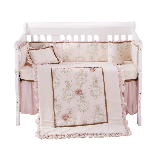 8 stück krippe infant zimmer kinder baby schlafzimmer set ...