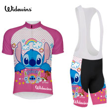 New stitch scrump Alien women Cycling Jersey Cycling Clothing stitch Bike  Shirt Size XS TO 5XL 4fbfc8641