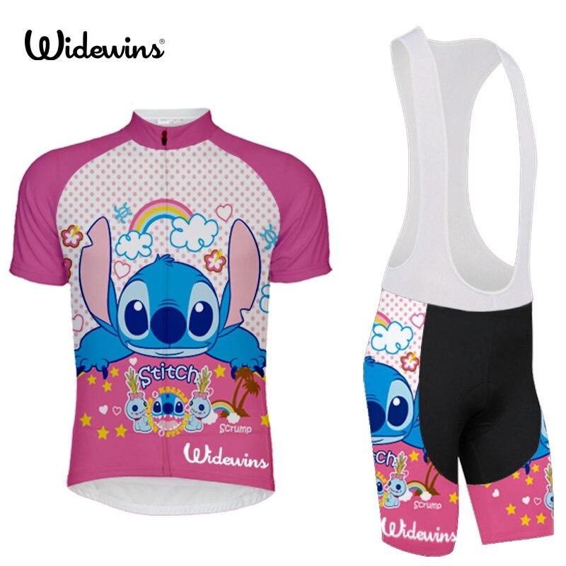 New stitch scrump Alien women Cycling <font><b>Jersey</b></font> Cycling Clothing stitch Bike Shirt Size XS TO 5XL 5807