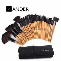 Vander 32pcs Make Up Brushes Set Tools Foundation Face Eye Powder Blusher Professional Cosmetics Makeup Brush