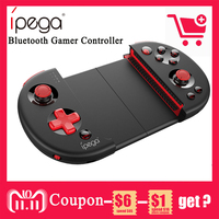 IPEGA PG 9087 Bluetooth Android Gamepad Wireless Game Controller Gamepad PC Joypad Joystick For PUB/Knives Out/Rules of Survival