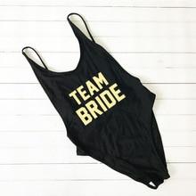 f9acd3360fd54 SMCN One Piece Swimsuit MELANIN Letter Printing Swimwear Women High Cut Low  Back Bathing Suit Pink